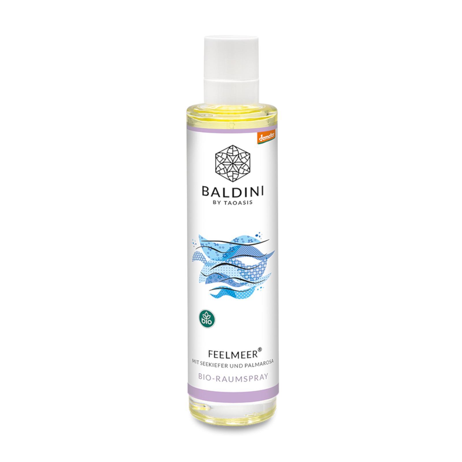 Taoasis Osvěžovač vzduchu Mořský vánek, Bio Demeter 50 ml