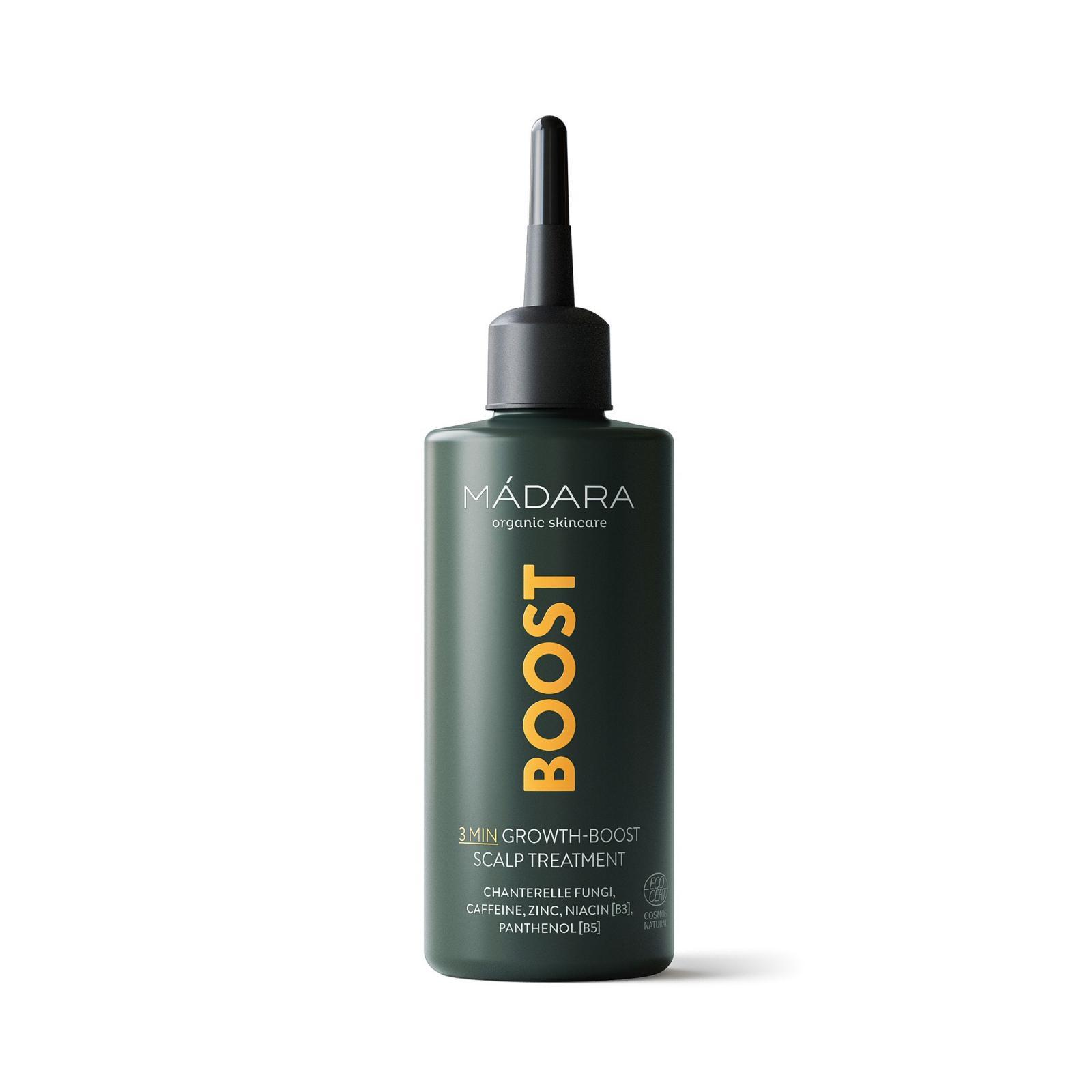 MÁDARA 3 minutové sérum pro růst vlasů 100 ml