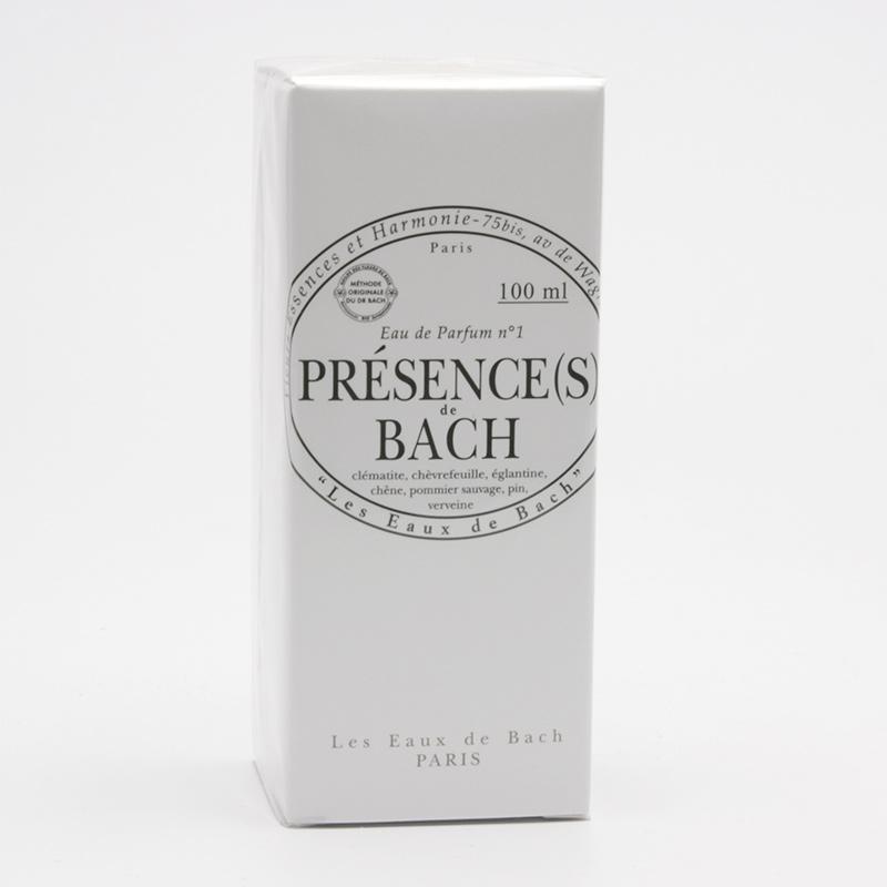 Les Fleurs de Bach Parfémová voda harmonizující, Présences de Bach 115 ml