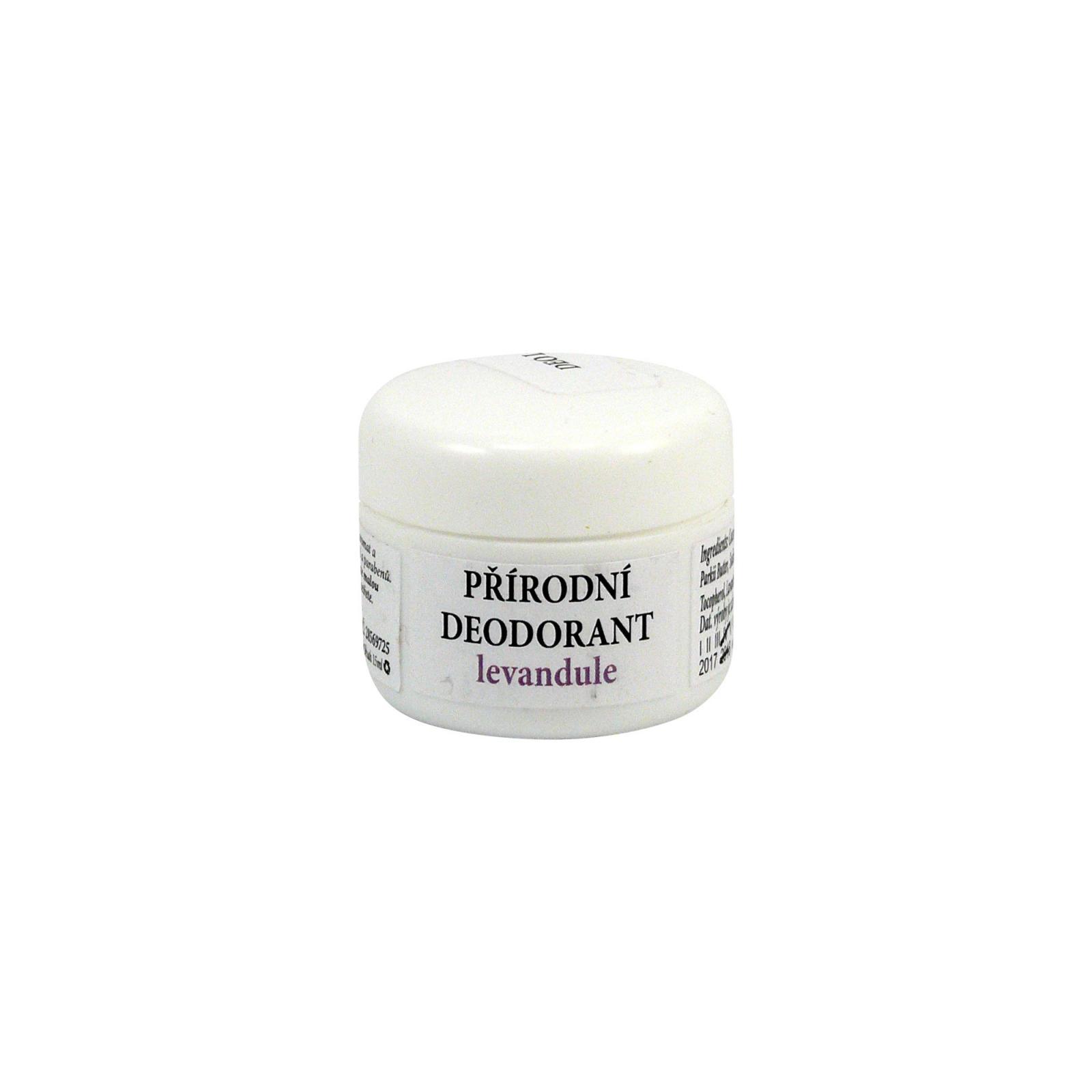 RaE Přírodní krémový deodorant s vůní levandule 15 ml náplň