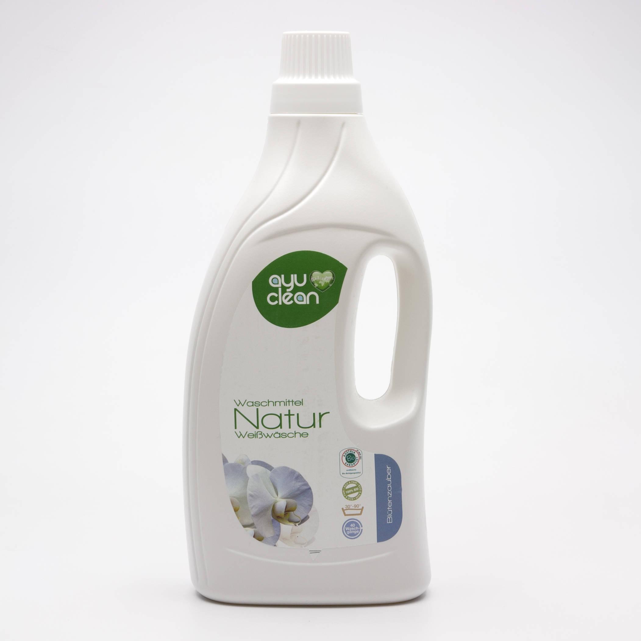 Planet Pure Bio prací gel květiny 1,5 l