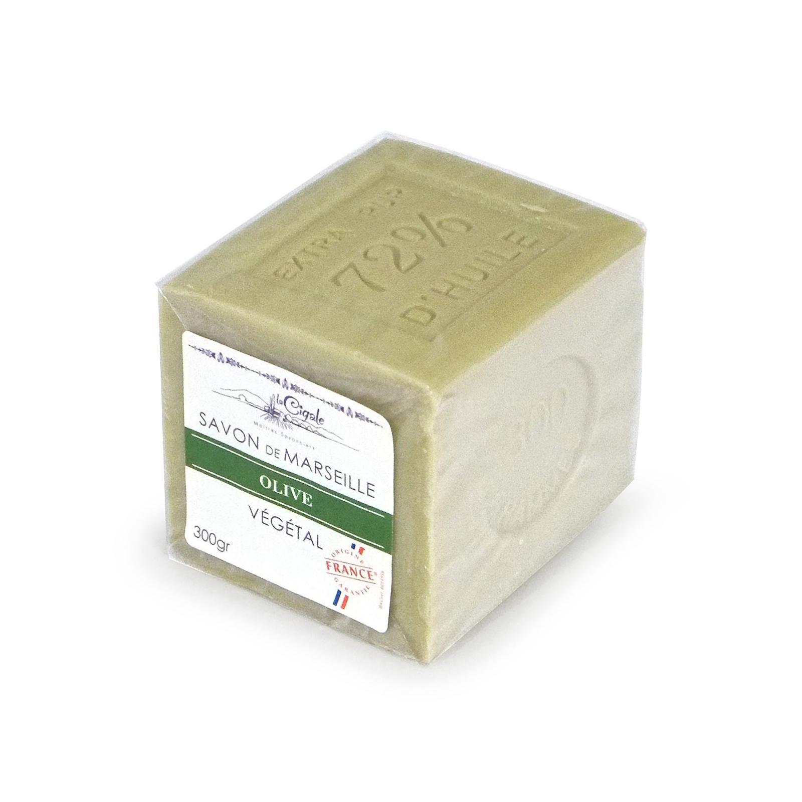 Cigale BIO Marseillské mýdlo, oliva 300 g