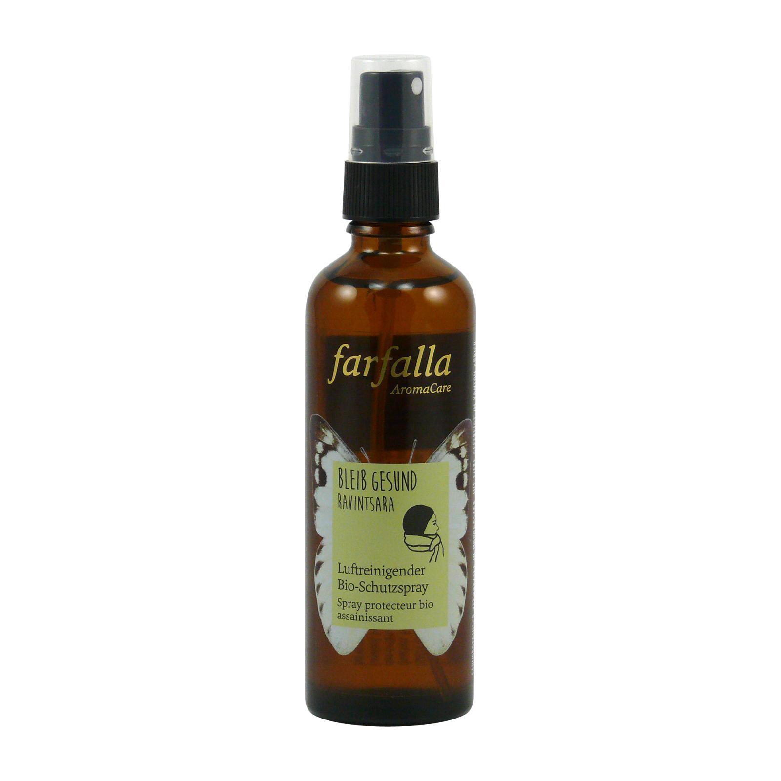 Farfalla Pokojový sprej Očistná Ravintsara 75 ml