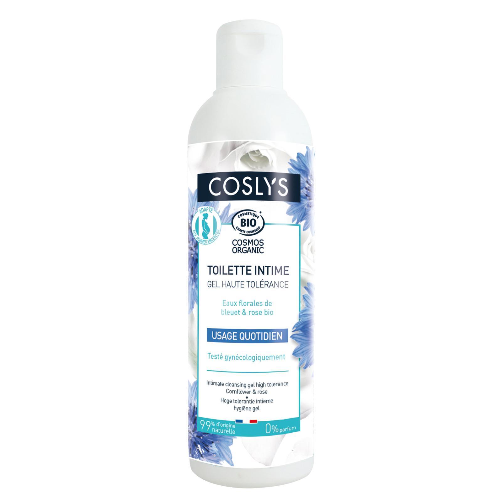 Coslys Intimní mycí gel bez parfemace 230 ml