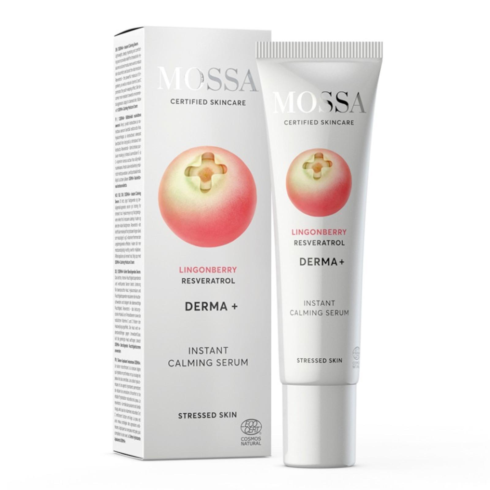 MOSSA Derma+, Zklidňující sérum 30 ml