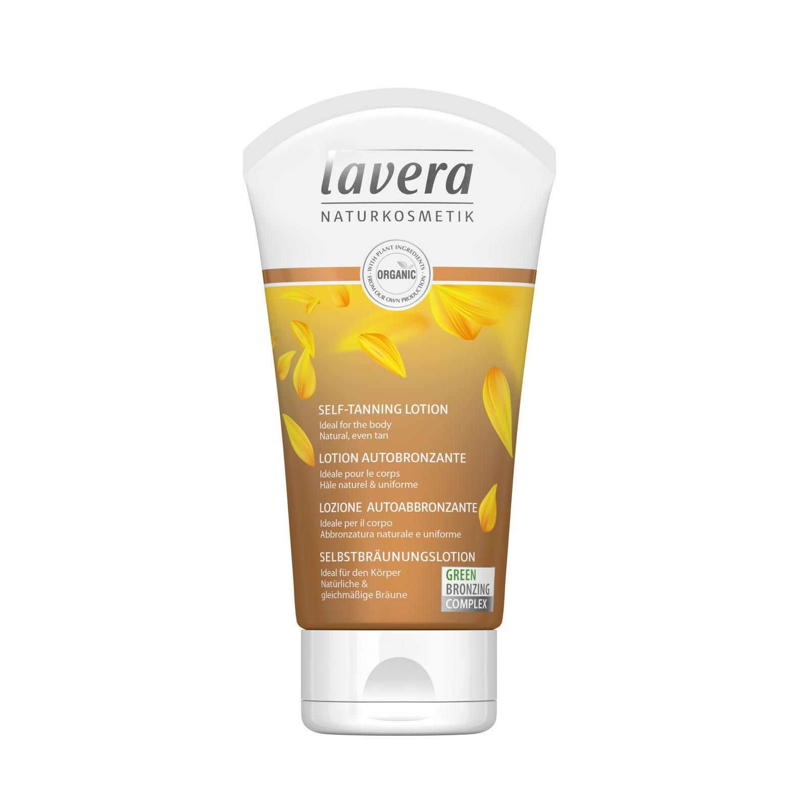Lavera Samoopalovací mléko tělové, Sun Sensitiv 150 ml