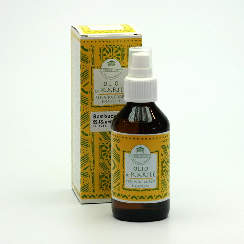 Victor Phillippe x Bambucký olej na tvář, tělo a vlasy 100 ml