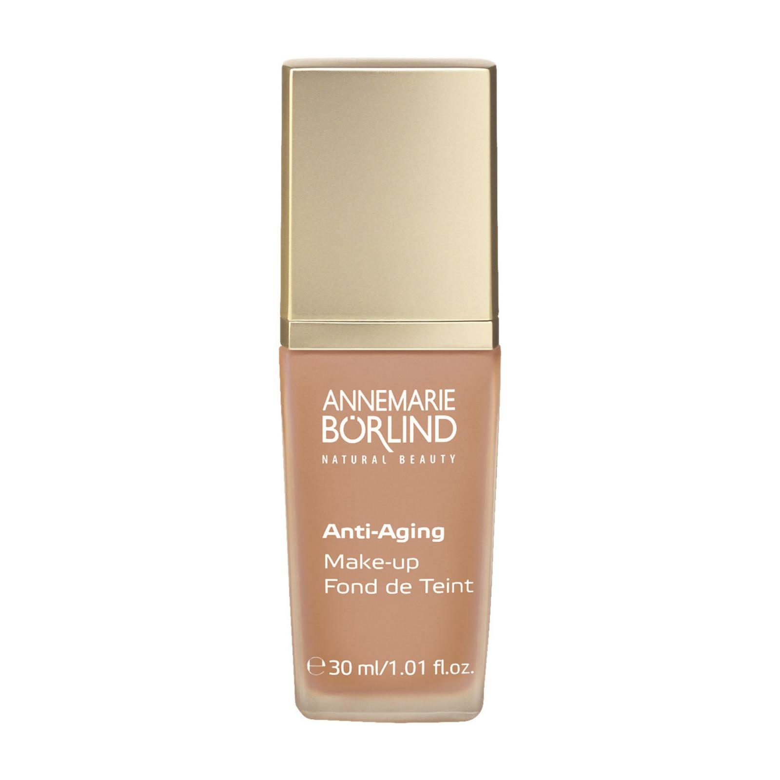 Annemarie Börlind Anti-age tekutý make-up Beige 30 ml