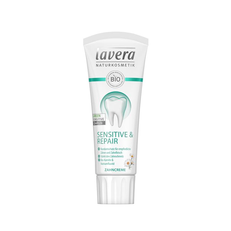 Lavera Zubní pasta Sensitive & Repair 75 ml