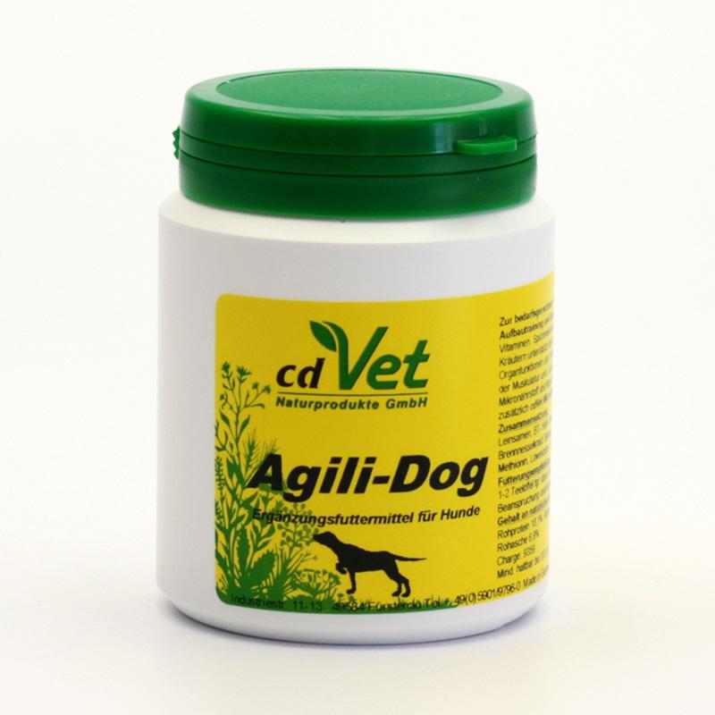 CdVet Posilovací doplněk výživy z bylin pro psy 600 g