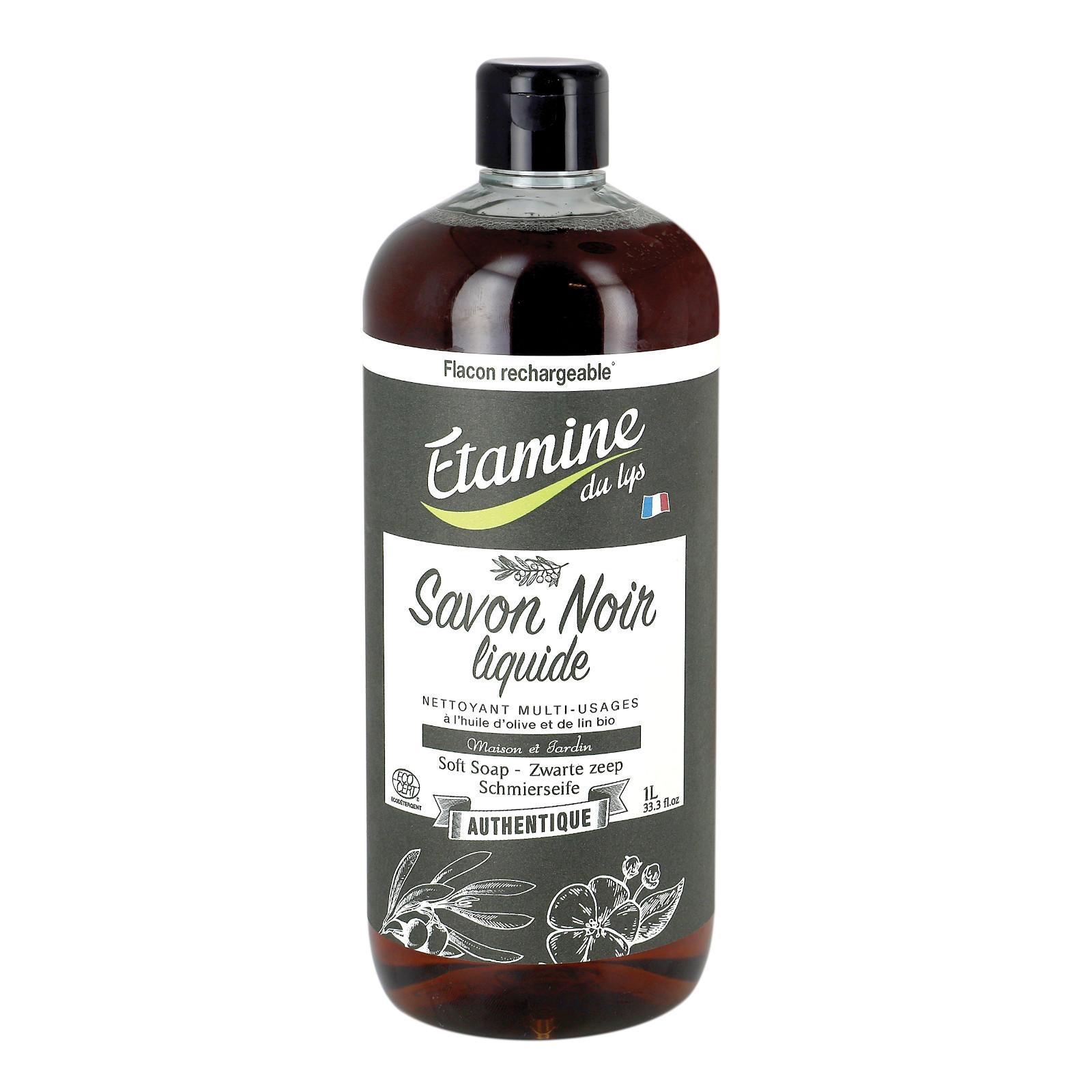 Etamine du Lys Černé mýdlo 1 l