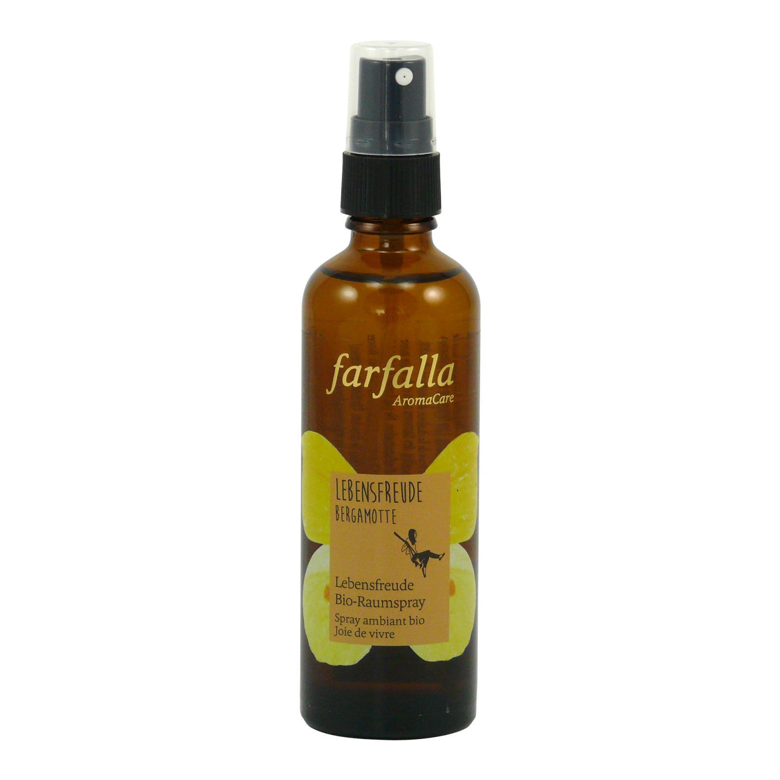 Farfalla Osvěžovač vzduchu Radost ze života, bergamot 75 ml