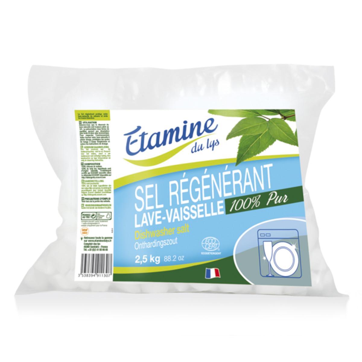 Etamine du Lys Regenerační sůl do myčky 2,5 kg