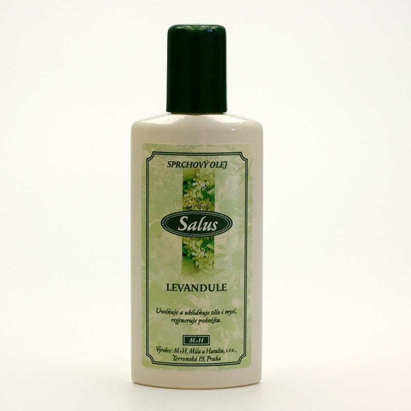 Saloos x Sprchový olej levandule 100 ml