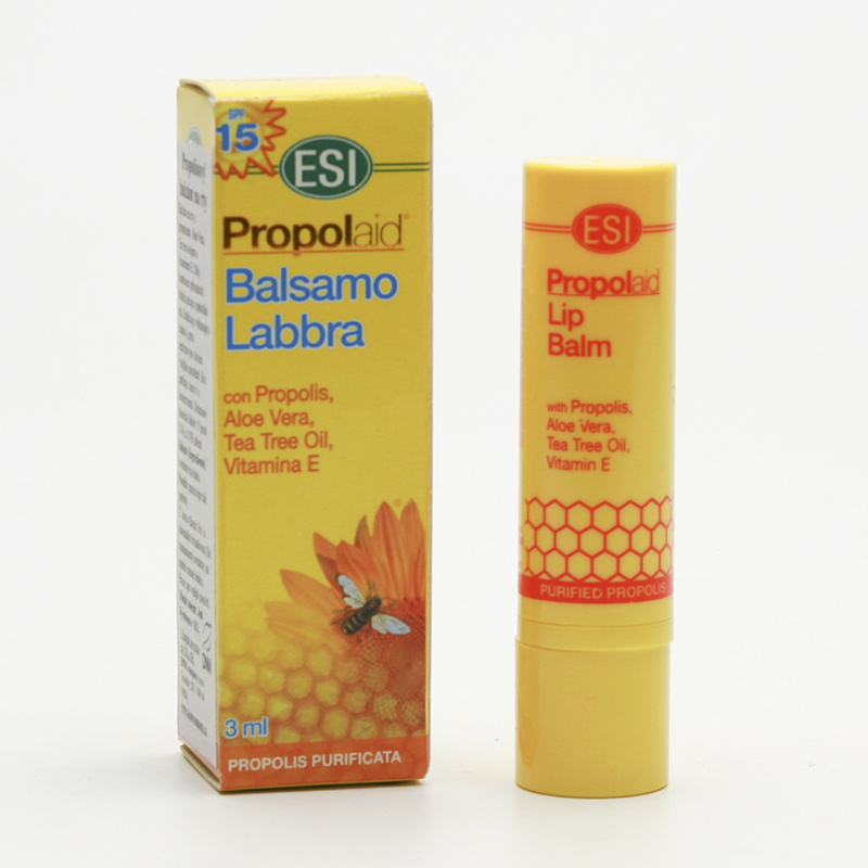 ESI Propolisový balzám na rty SPF 15 3 ml
