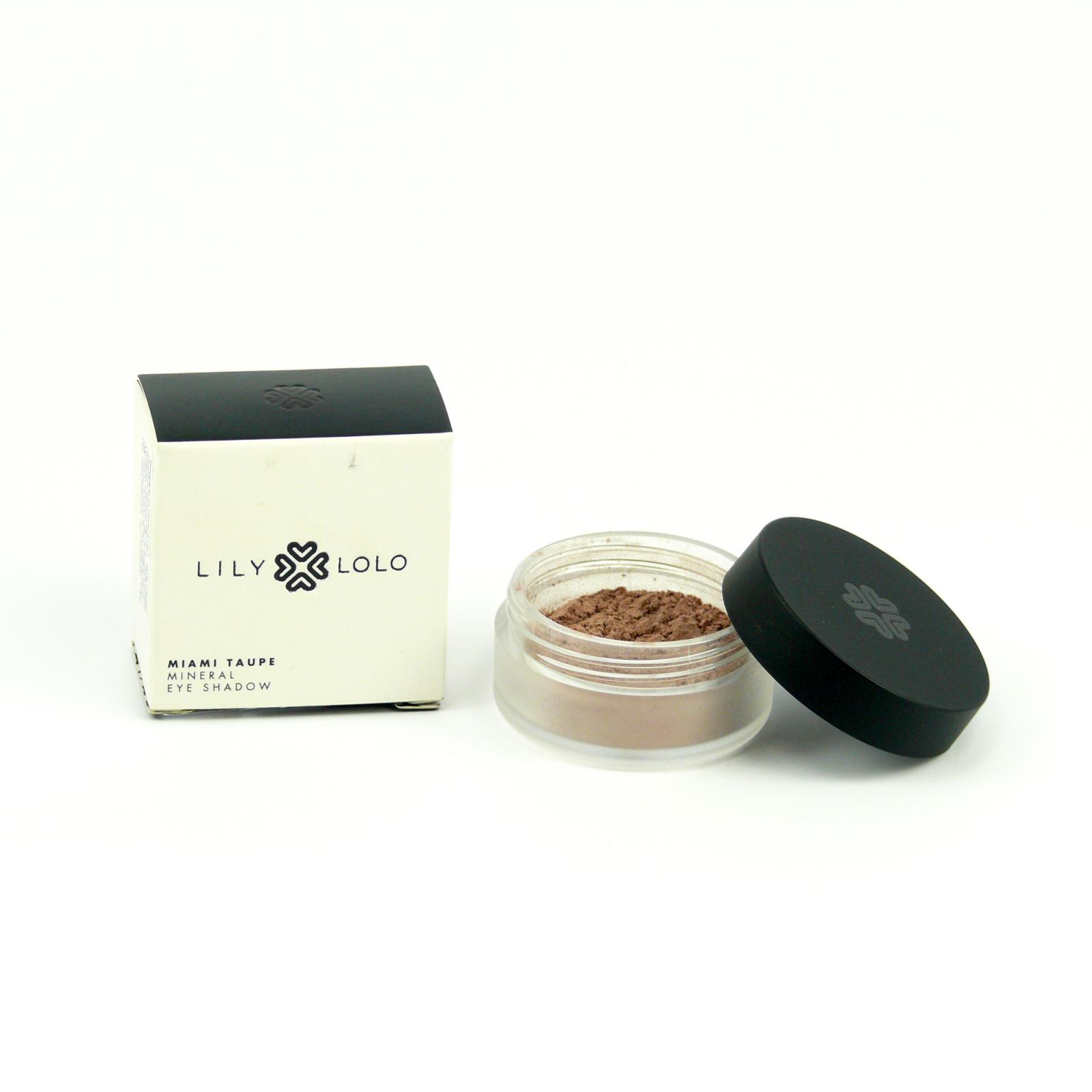 Lily Lolo Mineral Cosmetics Minerální oční stíny Miami Taupe 2,5 g