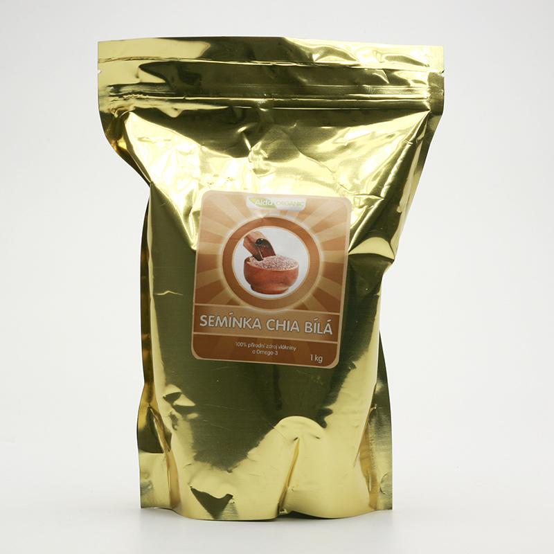 Aida Organic Chia semínka bílá 1 kg