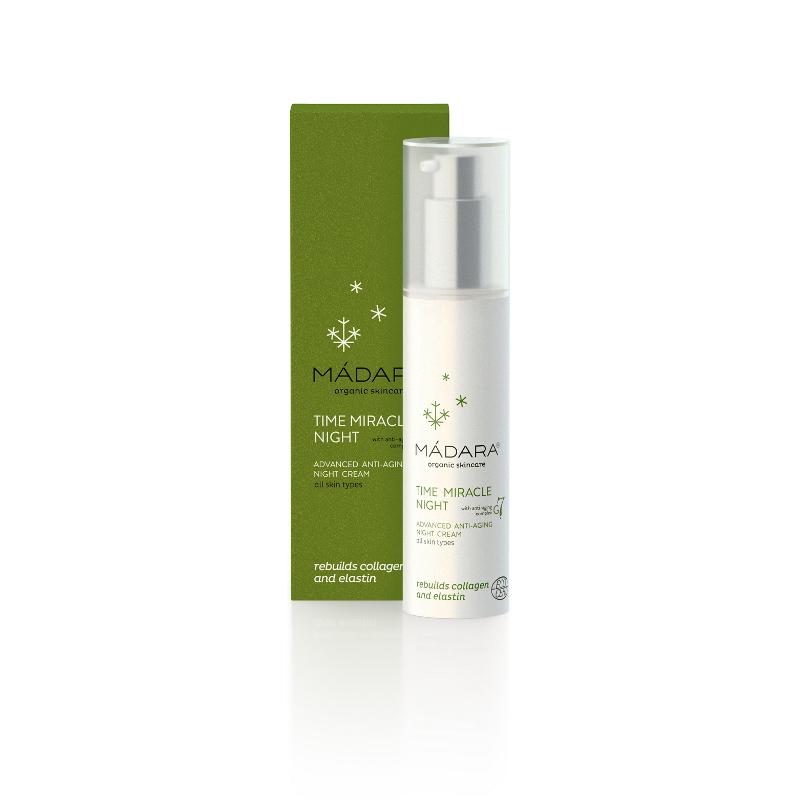 Mádara Noční krém, Advanced Anti-Aging 50 ml