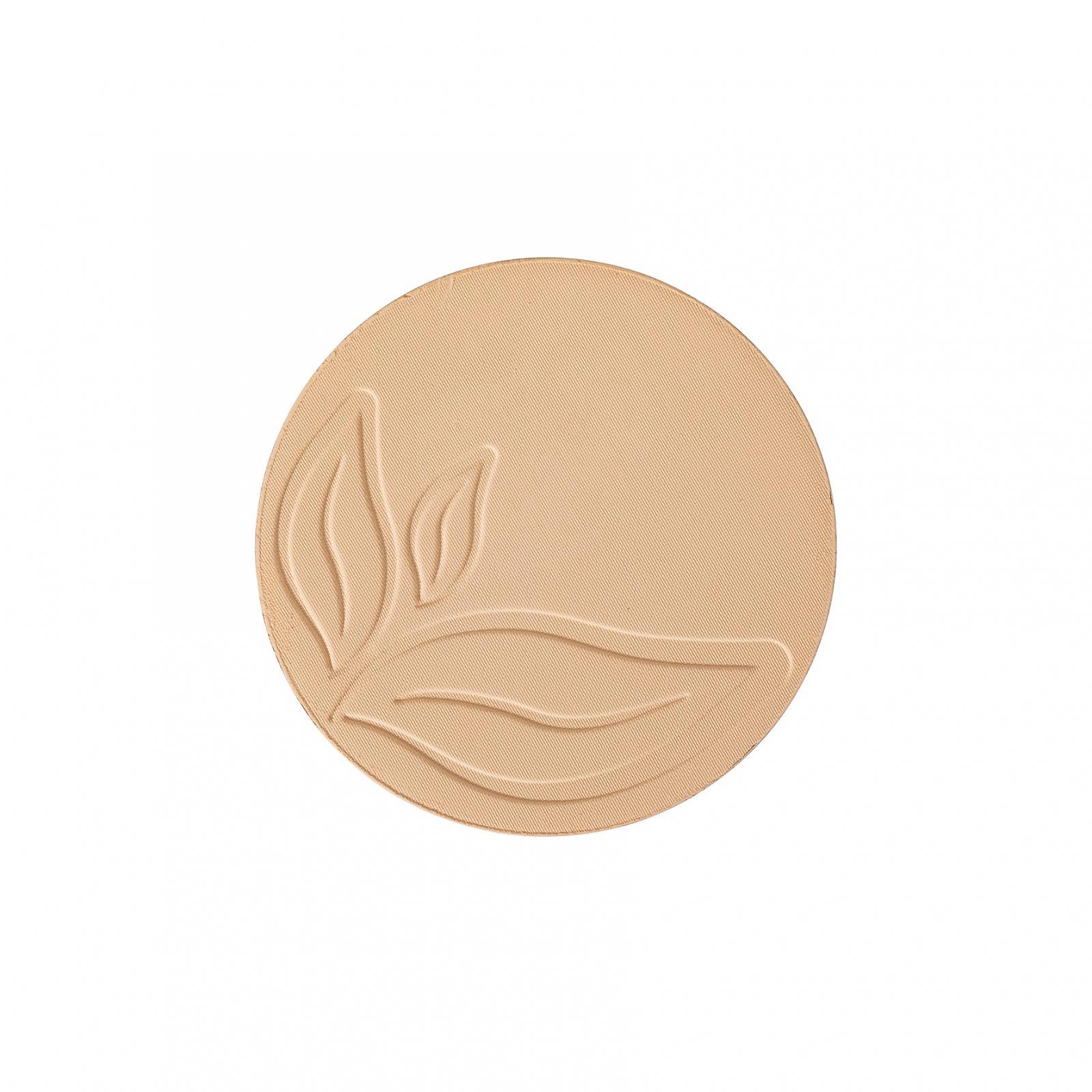 puroBIO cosmetics Kompaktní make-up 01 s SPF 10 9 g, náplň