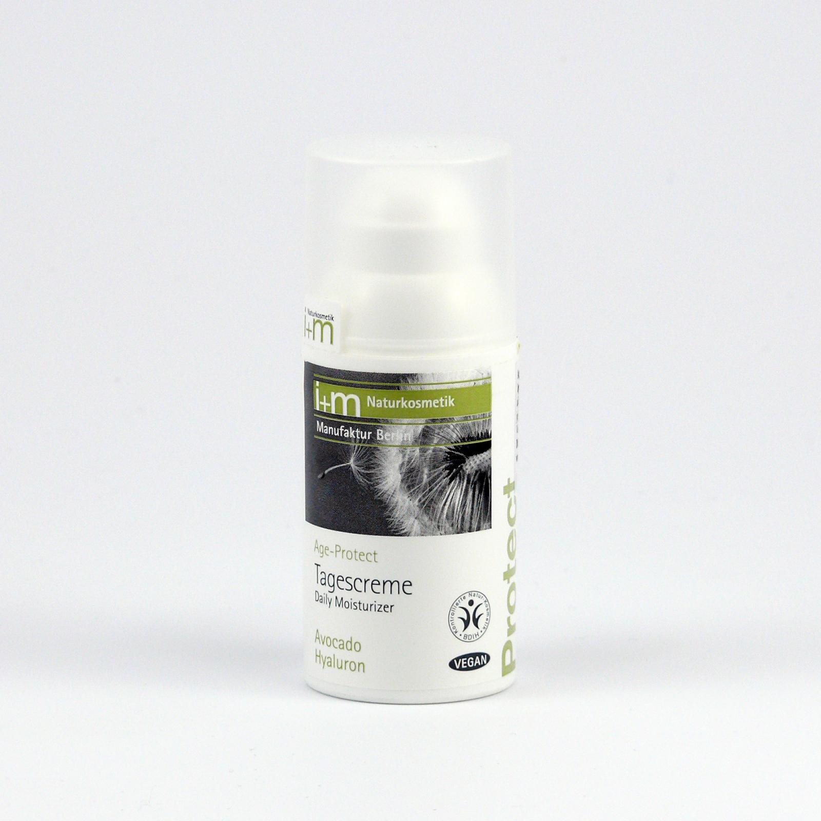 I+M Naturkosmetik Denní krém Age-Protect 30 ml