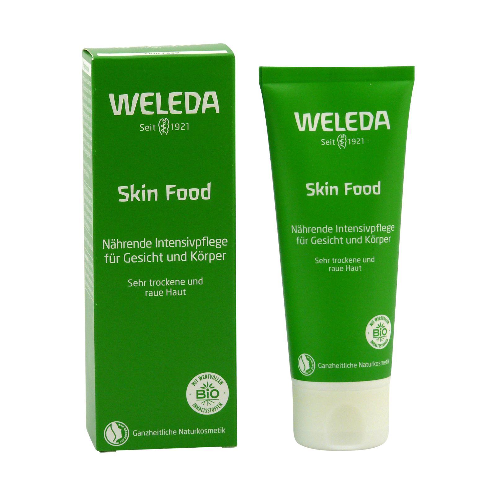 Weleda Univerzální výživný krém Skin Food 75 ml