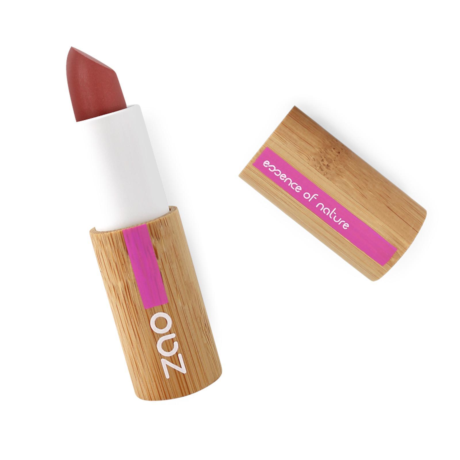 ZAO Matná rtěnka 463 Pink Red 3,5 g bambusový obal