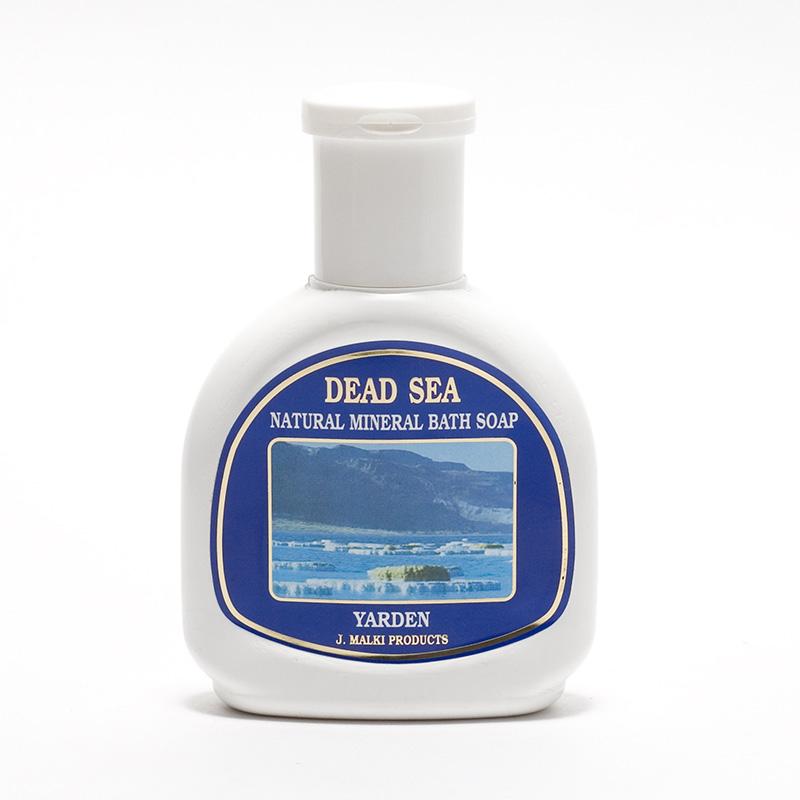 Malki Tekuté mýdlo minerální 300 ml