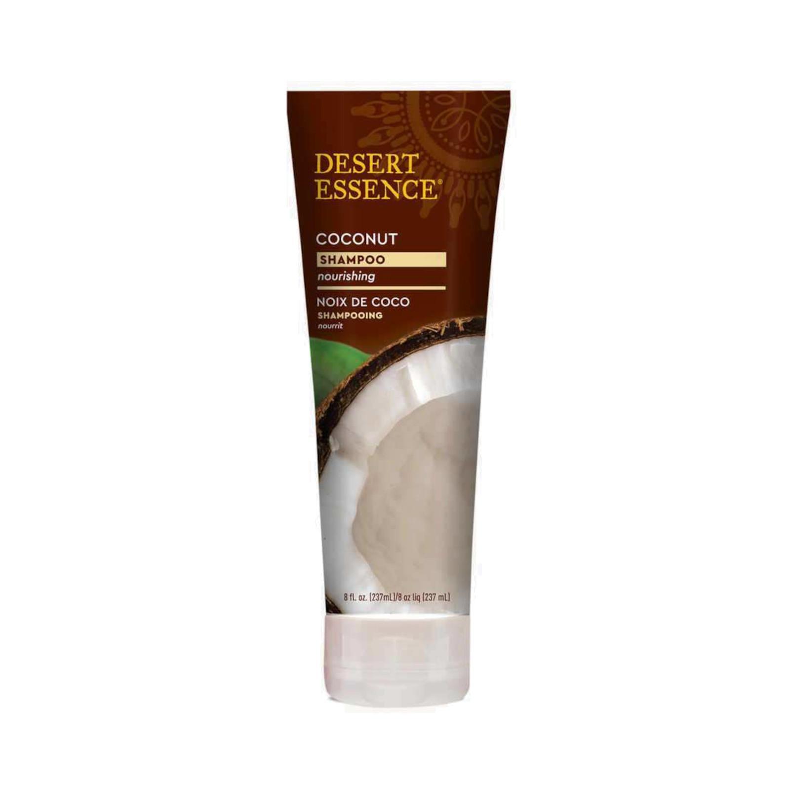 Desert Essence Šampon pro suché vlasy kokos 237 ml
