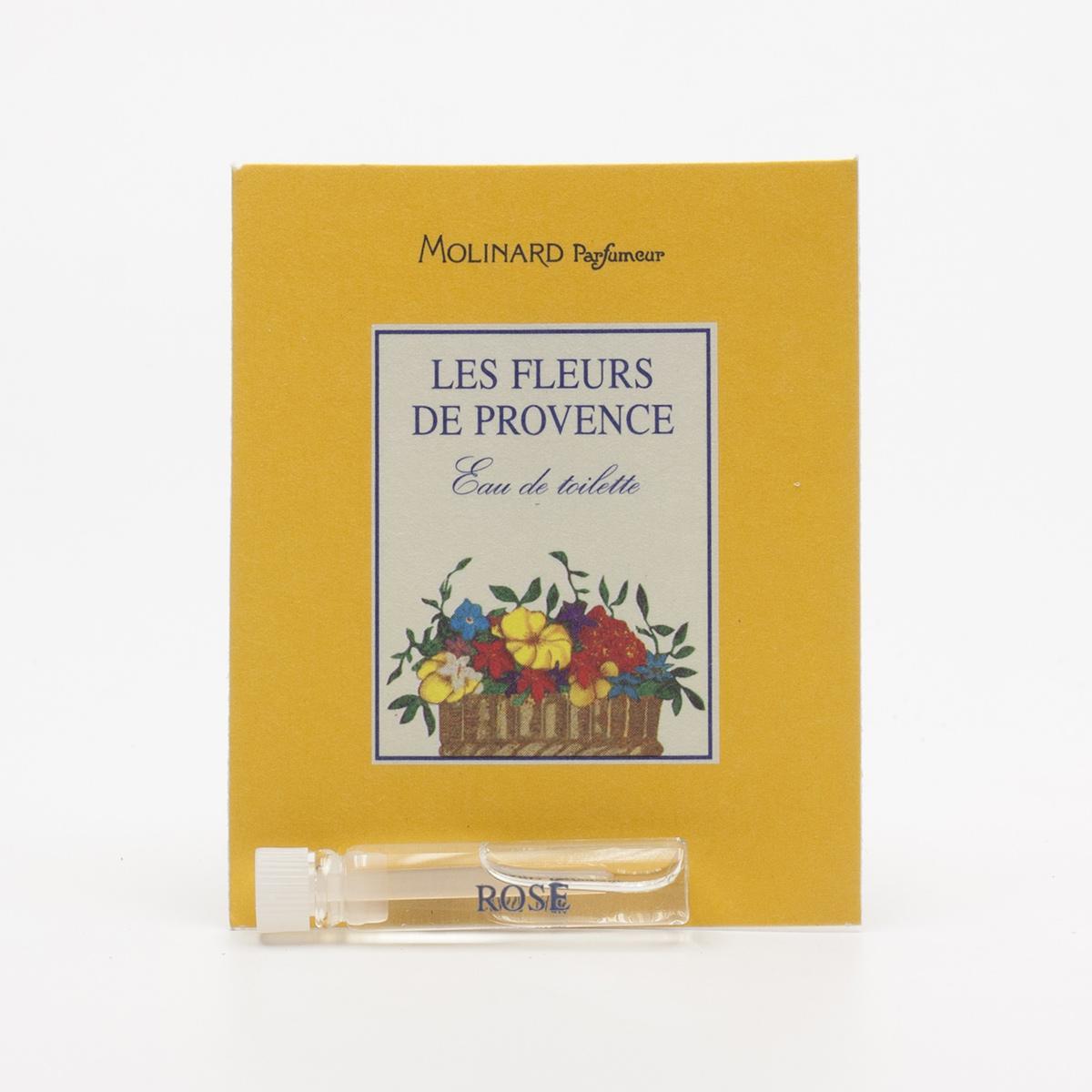 Molinard Toaletní voda Les Fleurs de Provence Rose 1 ml
