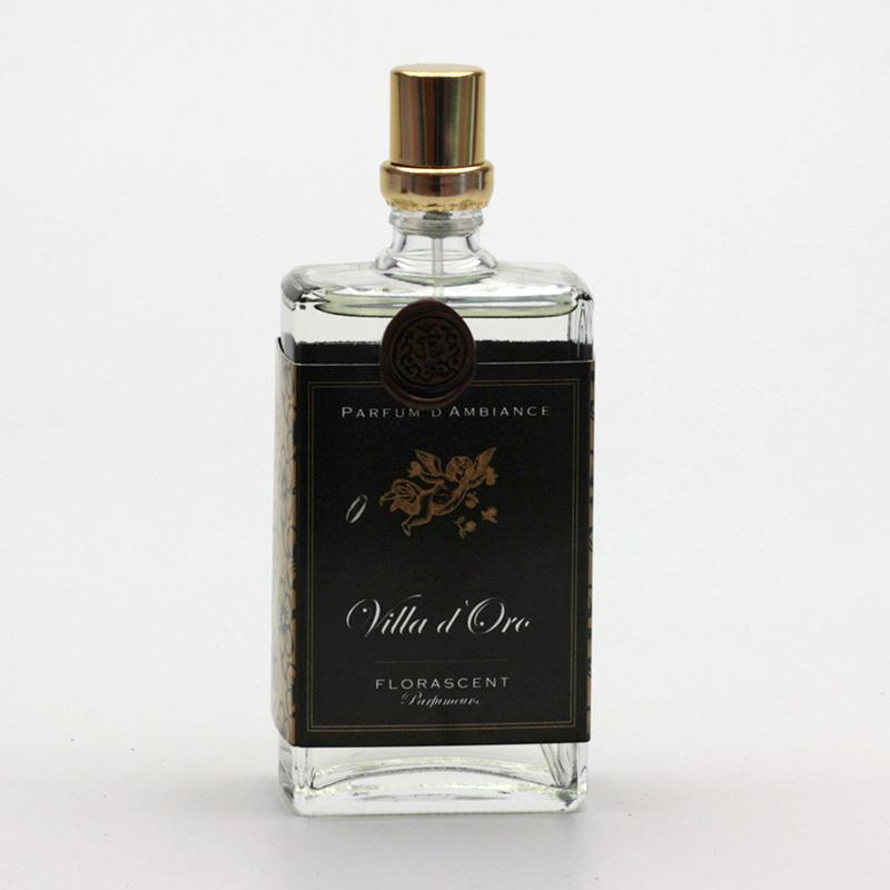 Florascent Pokojová vůně Villa d´Oro, Ligne Noire 50 ml