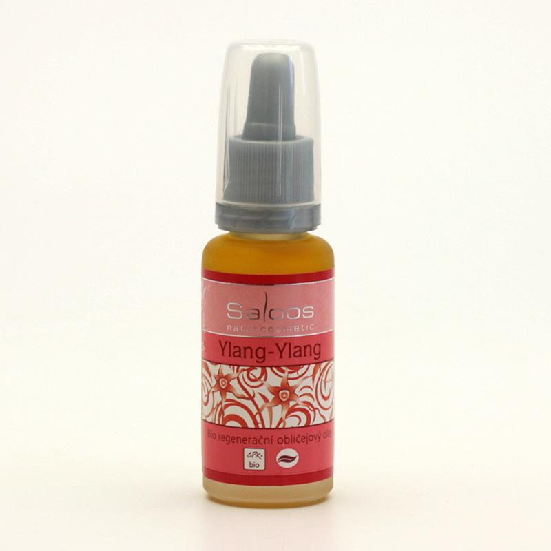 Saloos Regenerační obličejový olej ylang-ylang 20 ml