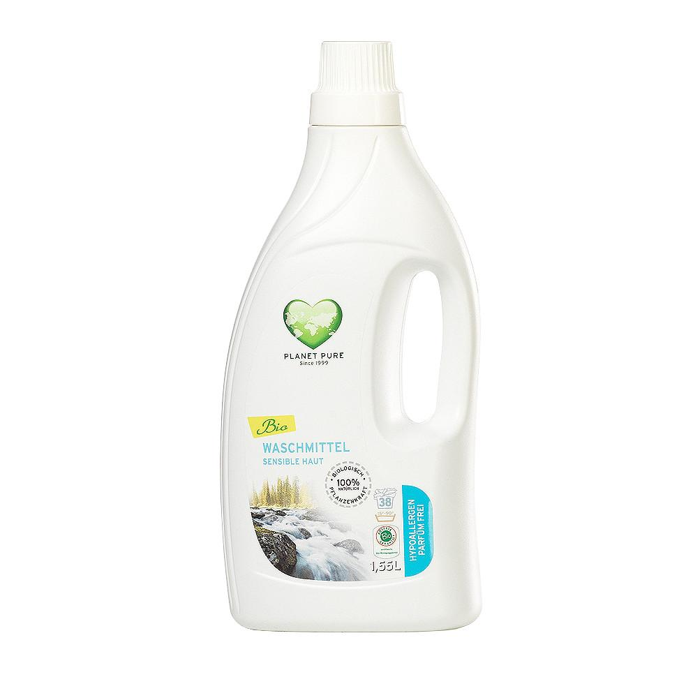 Planet Pure Bio prací gel neutral 1,55 l