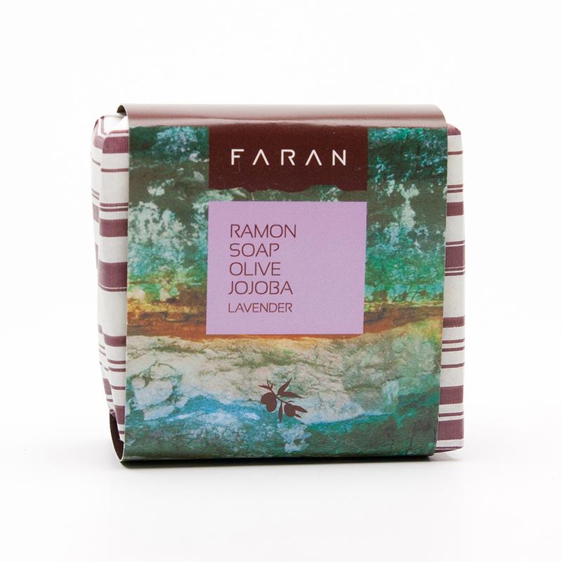 Faran Mýdlo s olivovým a jojobovým olejem Ramon Lavender 100 g