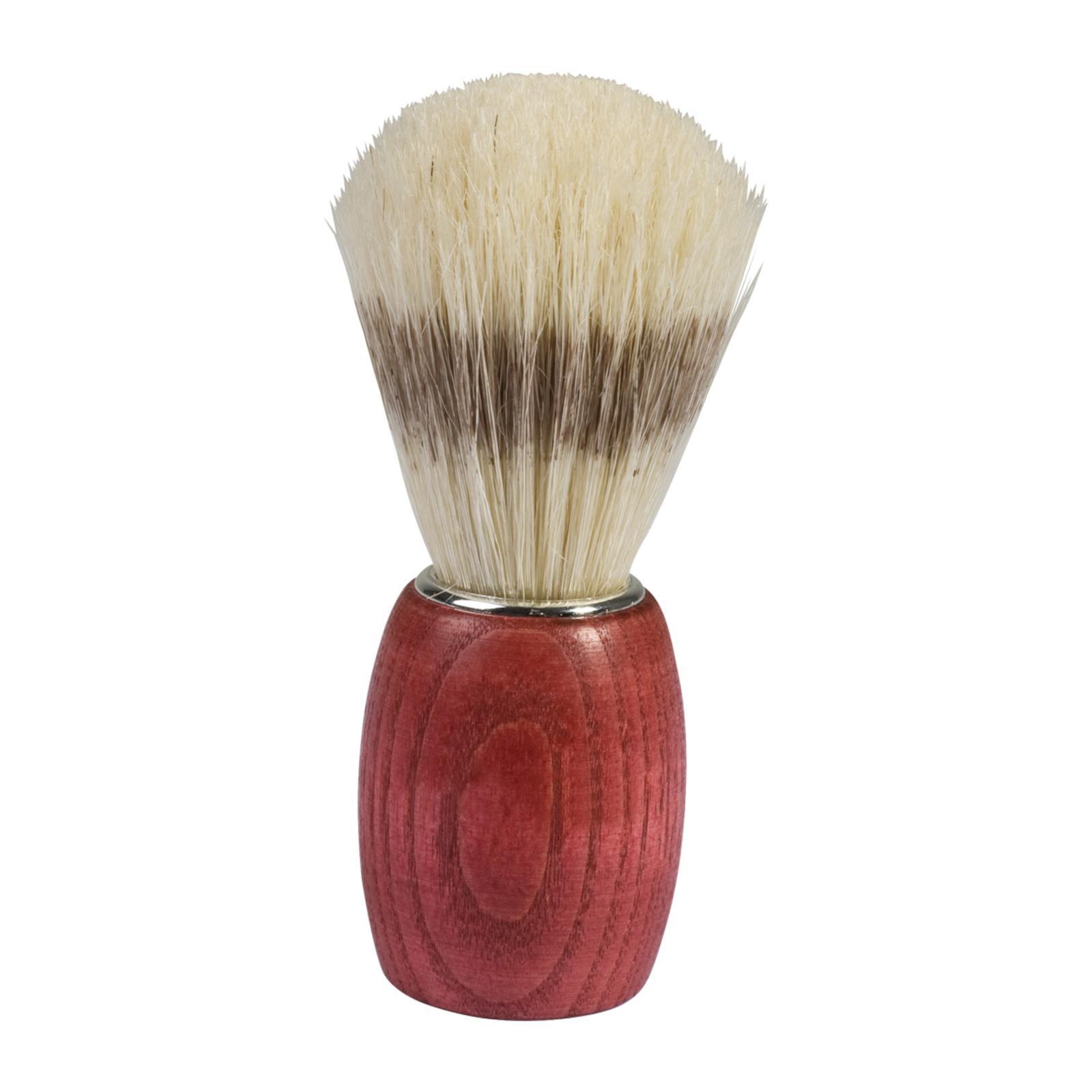 Redecker Přírodní štětka na holení světlá 1 ks, 9,5 cm