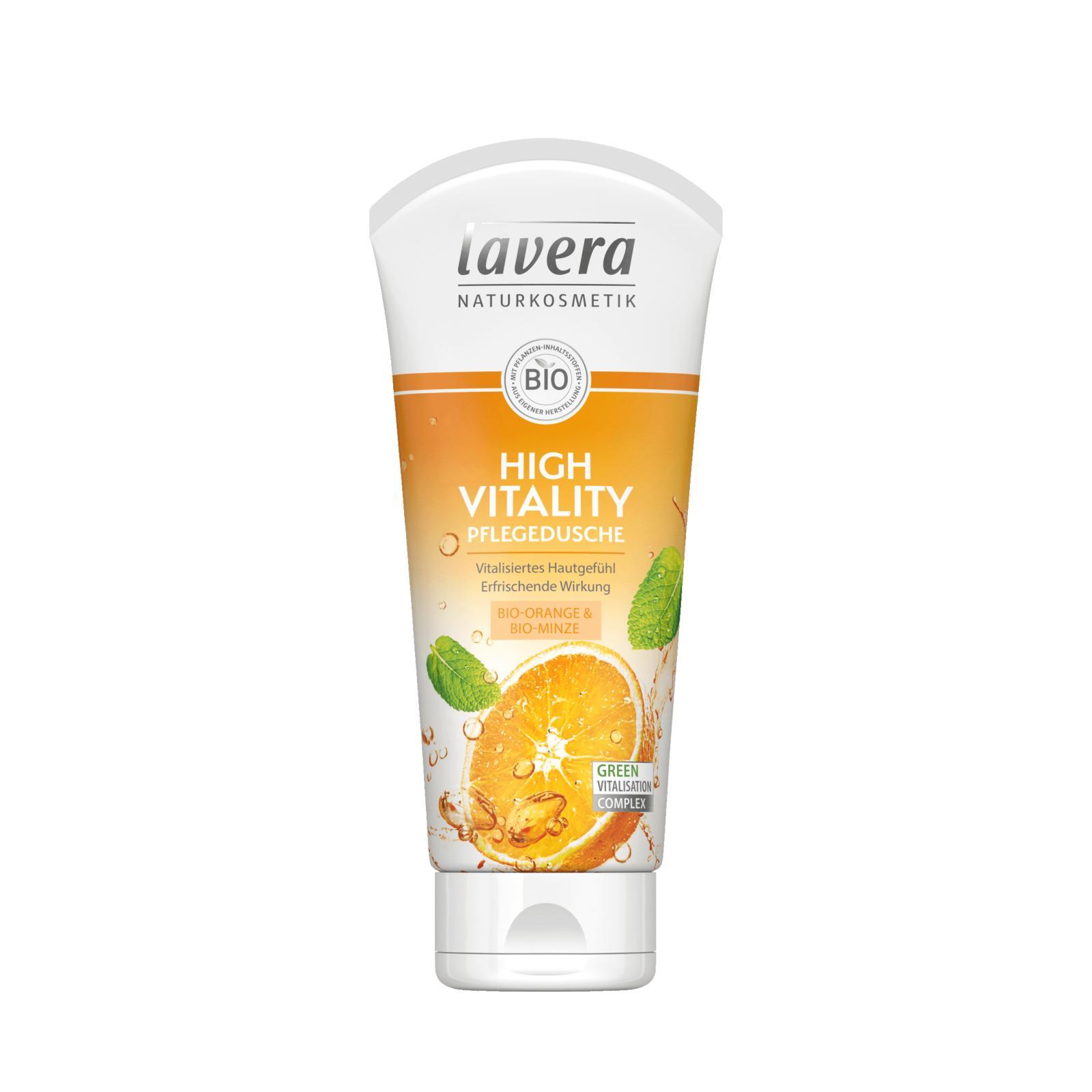 Lavera Sprchový gel High Vitality 200 ml