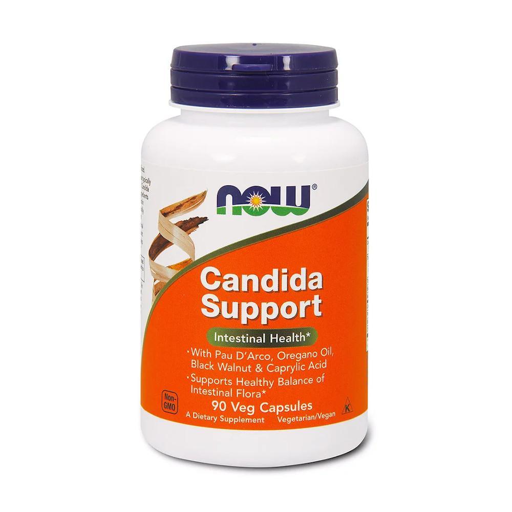 NOW Candida Support 90 kapslí