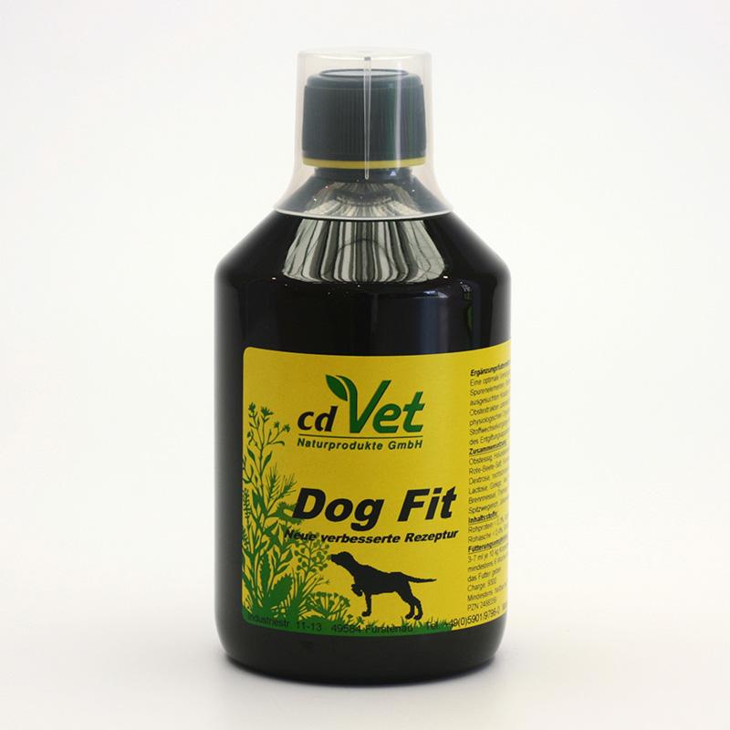 CdVet Regenerátor organismu pro psy Dog Fit 250 ml
