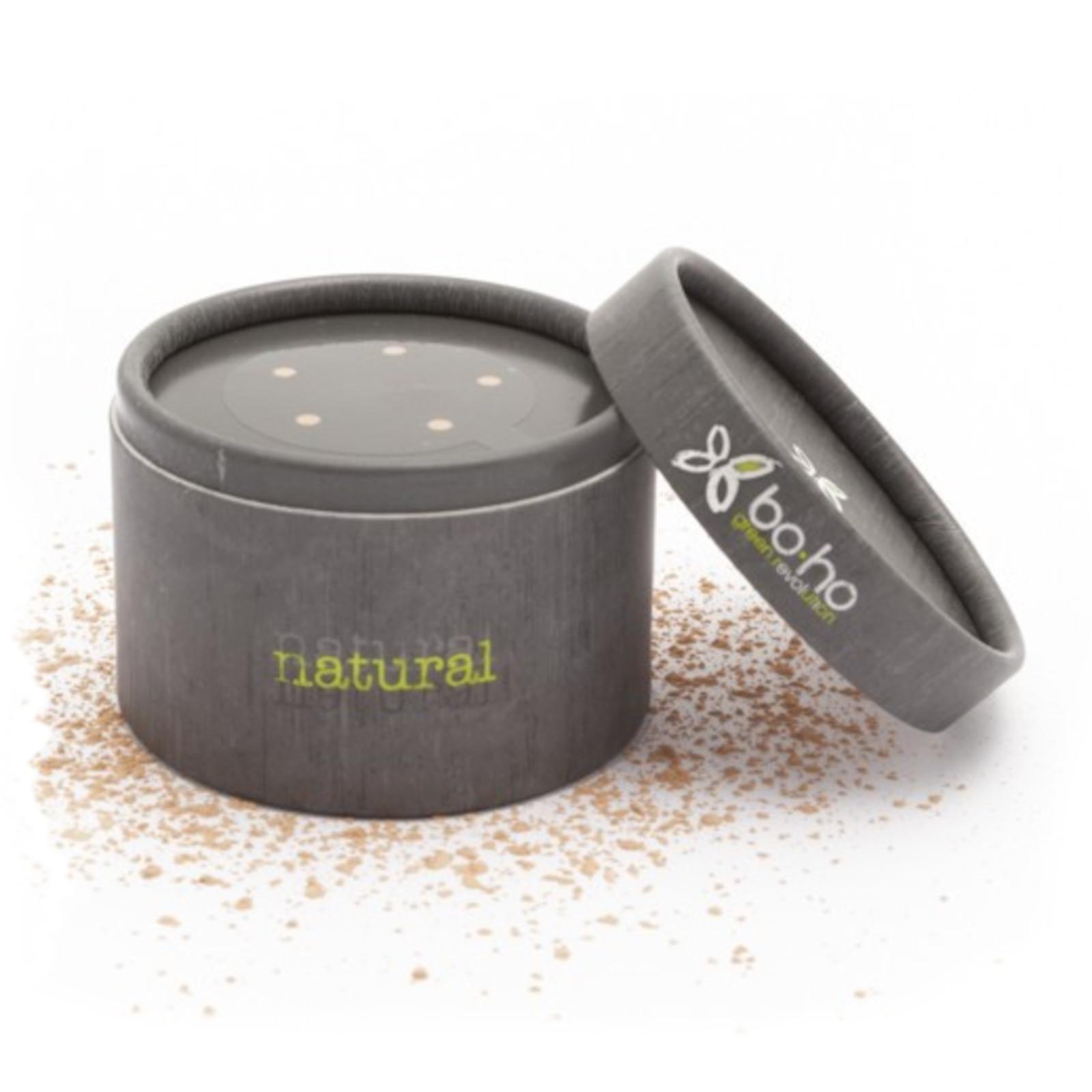 Boho Green Make-Up Minerální pudr Beige Diaphane 01 10 g