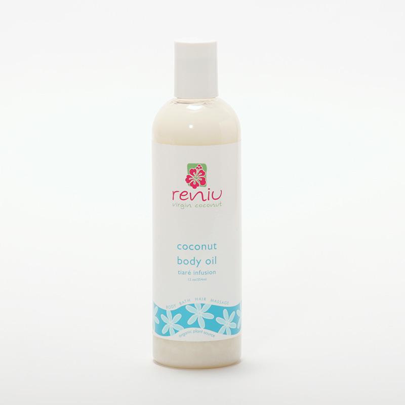 Reniu Fiji Kokosový olej extra panenský, gardénie 354 ml