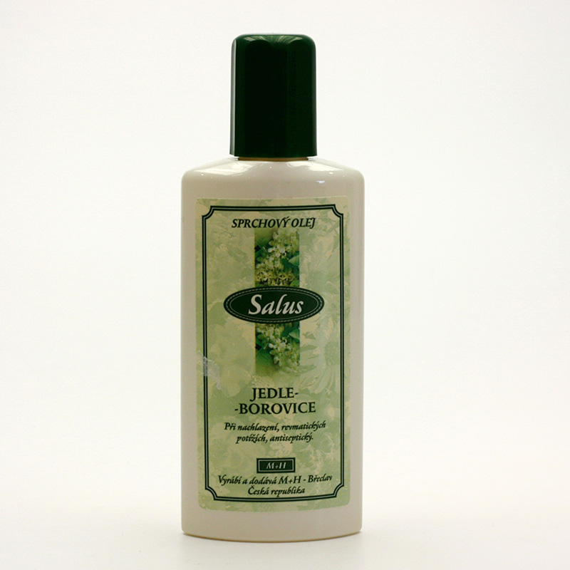 Saloos x Sprchový olej jedle a borovice 100 ml
