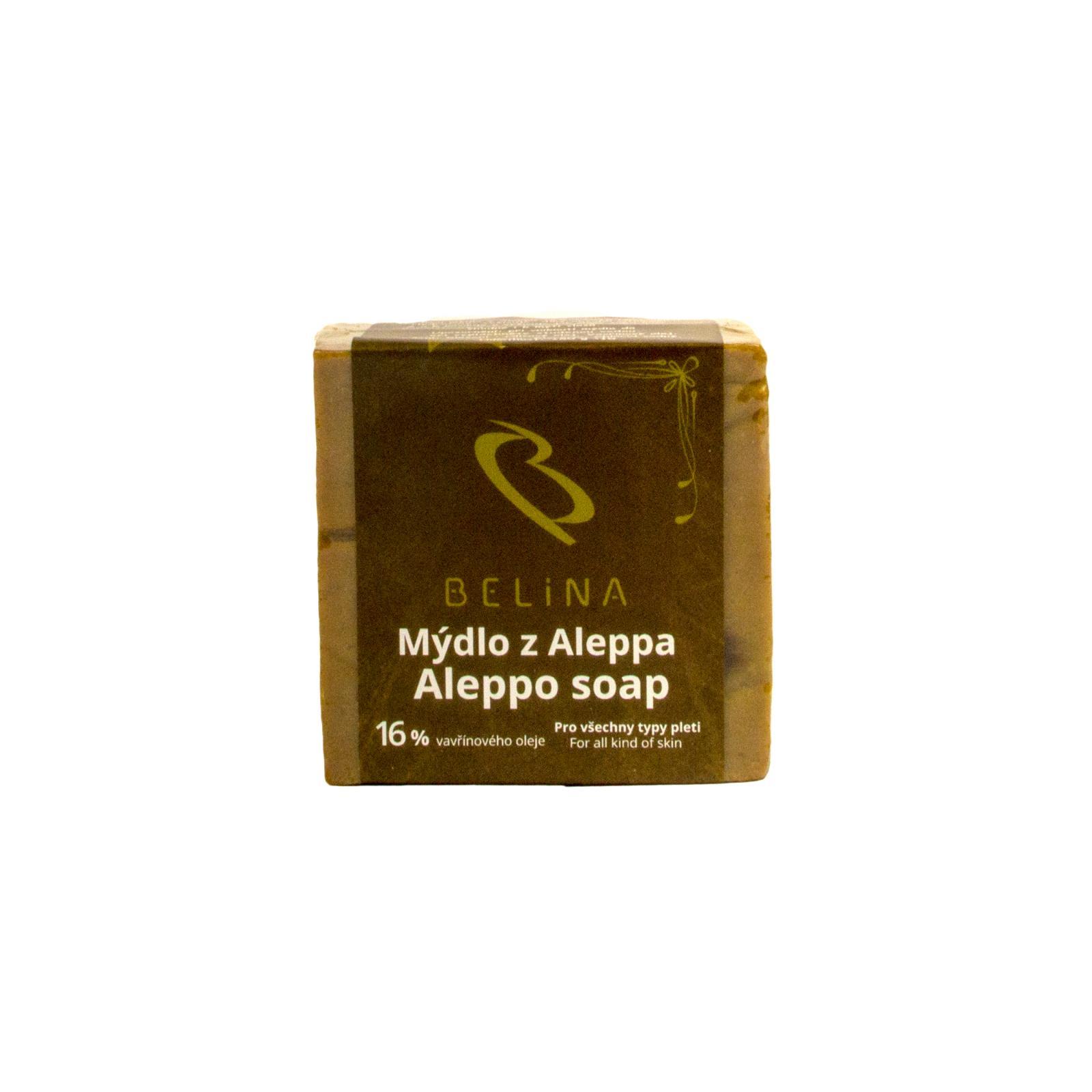 Belina Tradiční aleppské mýdlo 16% 180 g