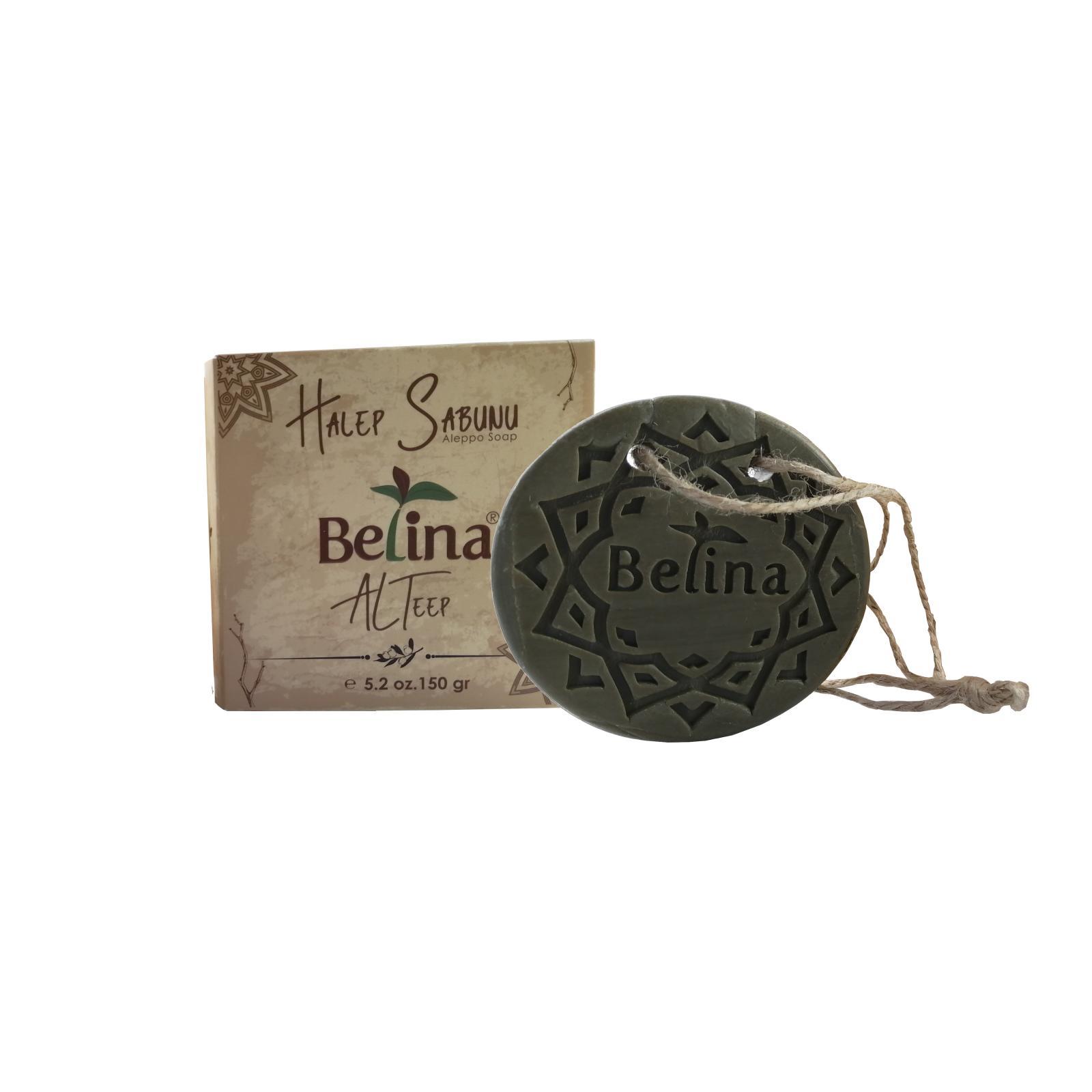 Belina Aleppské mýdlo kulaté, Al Teep 150 g