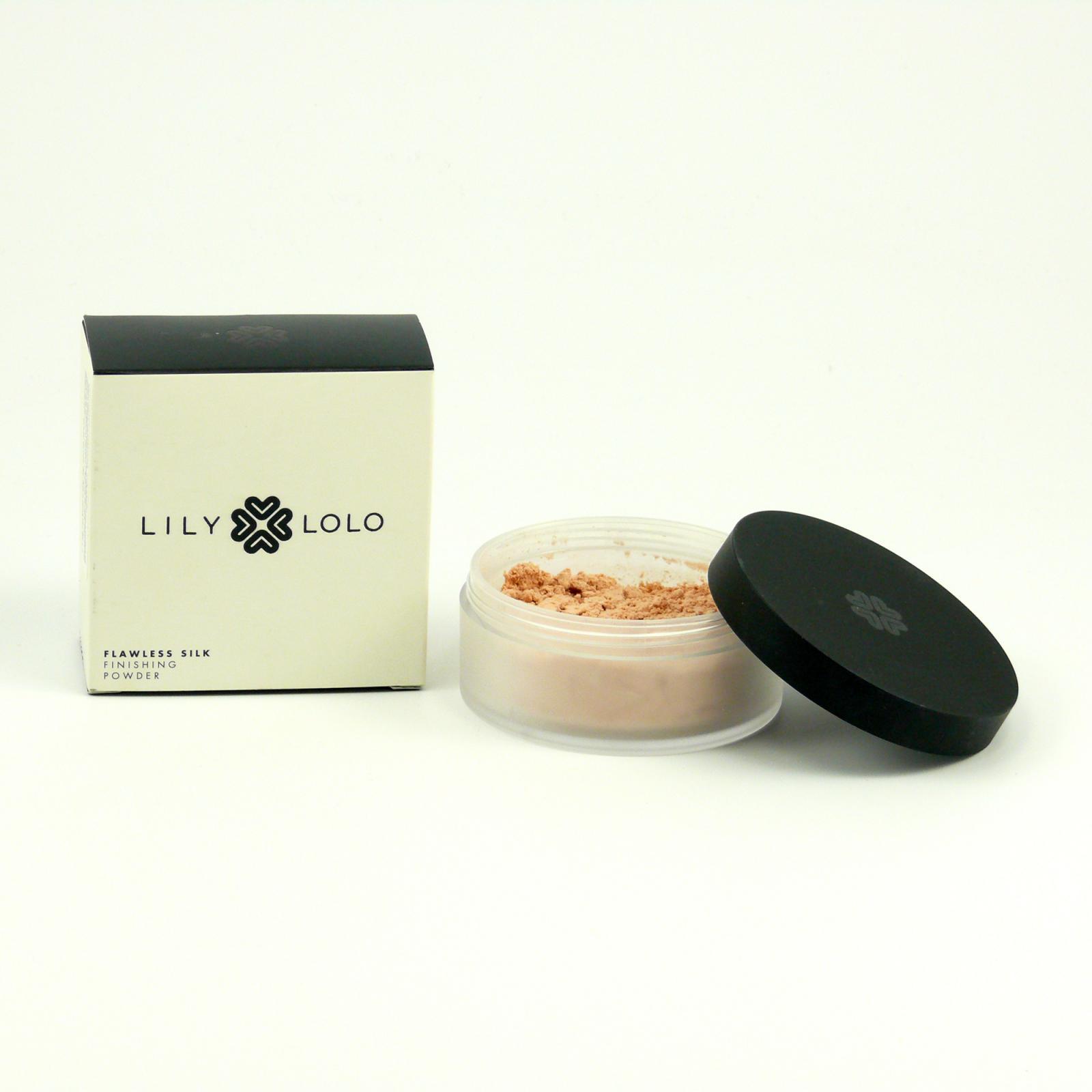 Lily Lolo Mineral Cosmetics Minerální fixační pudr Flawless Silk 4,5 g