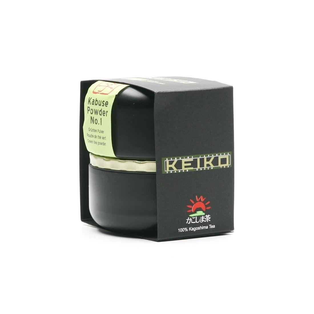 Keiko Práškový zelený čaj Matcha Kabusé No 1 30 g