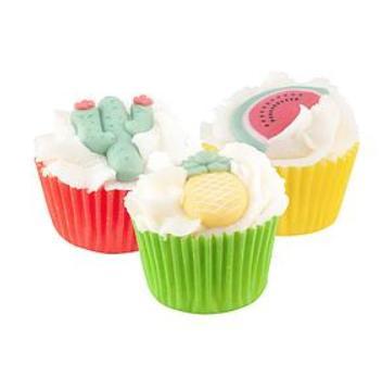 Autour Du Bain Mini cupcake šťastné léto 1 ks