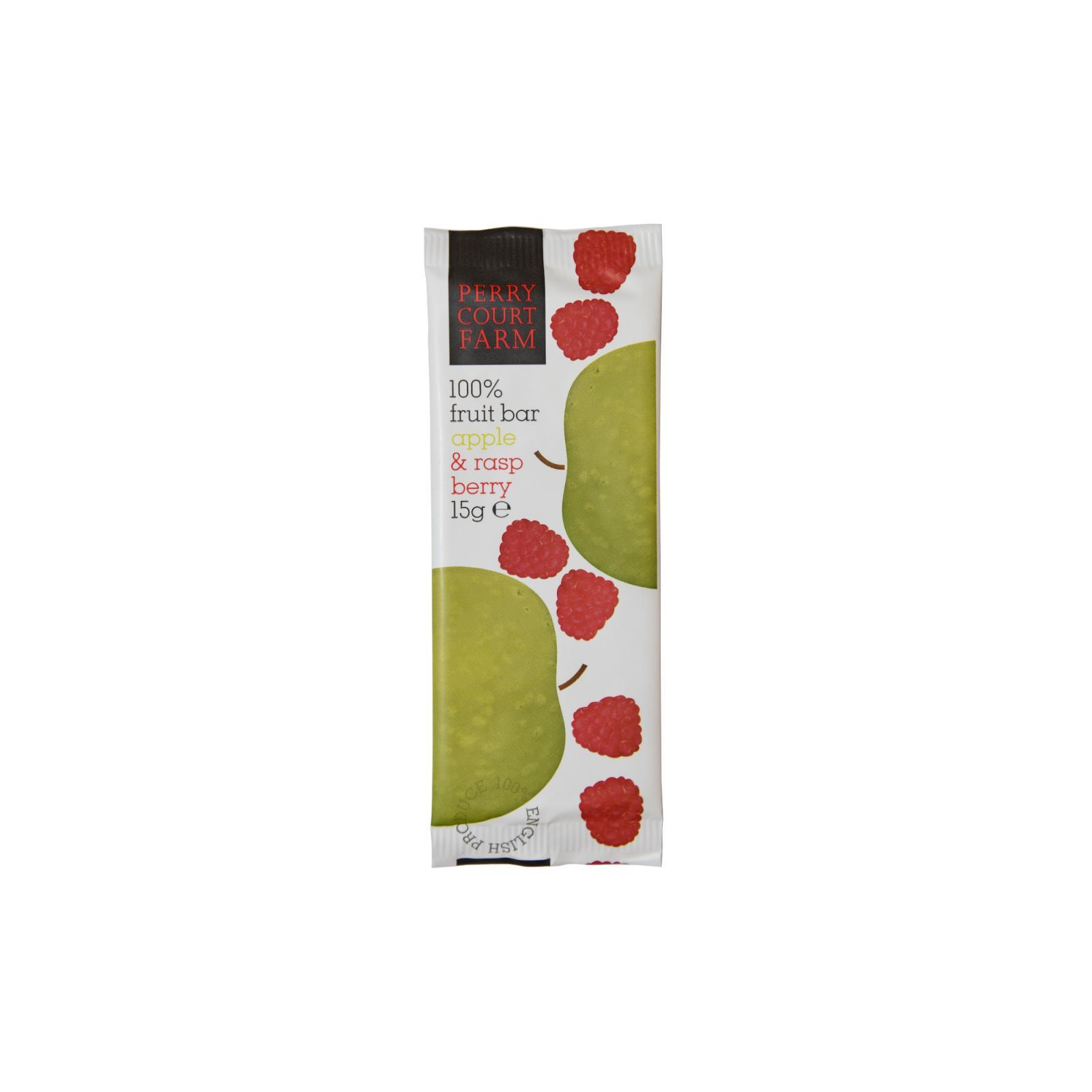 Perry Court Farm Ovocná RAW tyčinka jablko & malina 15 g
