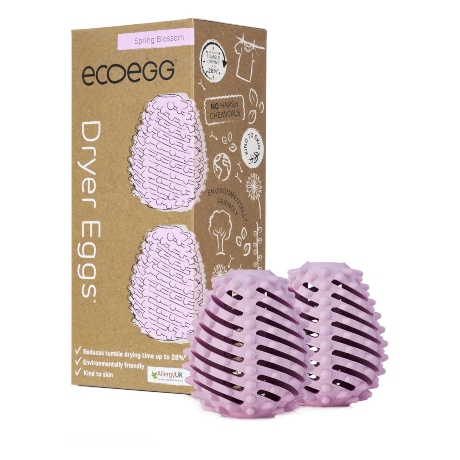 Ecoegg Vajíčko do sušičky 2 ks, jarní květy