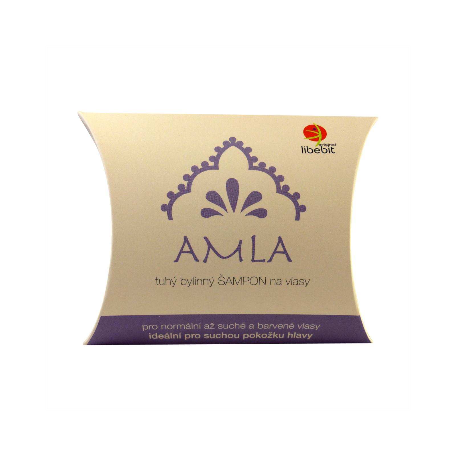 Libebit Tuhý bylinný šampon AMLA 70 g