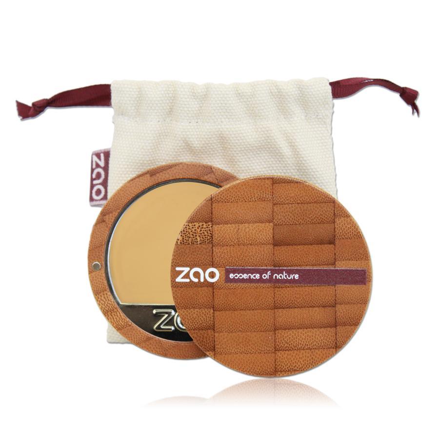ZAO Kompaktní make-up 730 Ivory 6 g bambusový obal