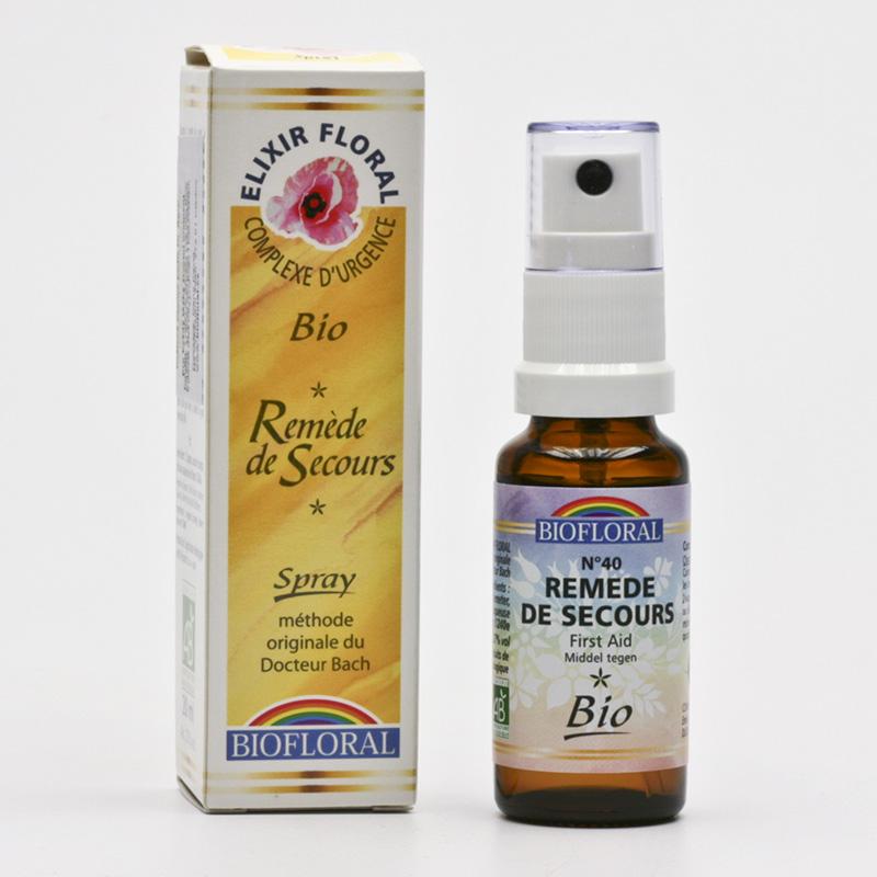 Biofloral Krizová esence Dr. Bach, sprej 20 ml